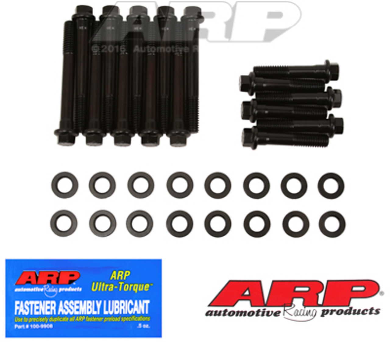 ARP High Performance Main Bolts Small Block Chevy 4-Bolt Main Large Journal