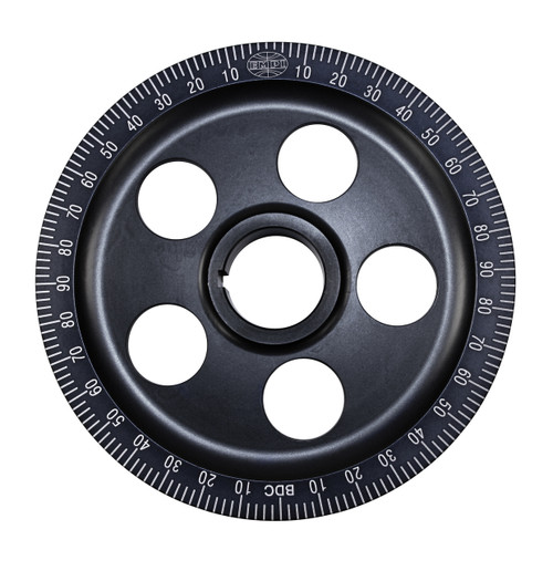 B/O Stock Size Black Pulley