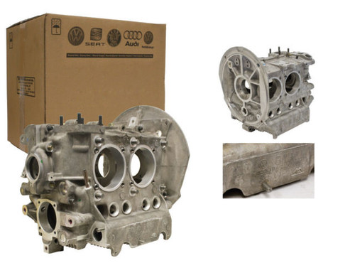 Air Cooled VW - VW Engine Blocks - Ricks Speed Shop
