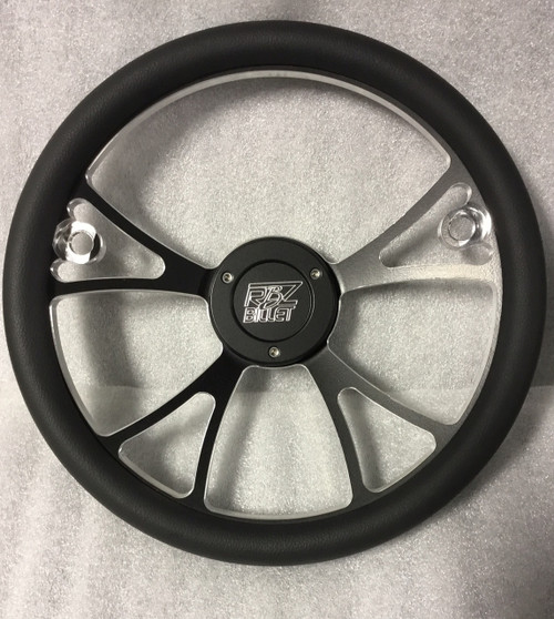 RBZ Custom 2 Button Steering Wheels