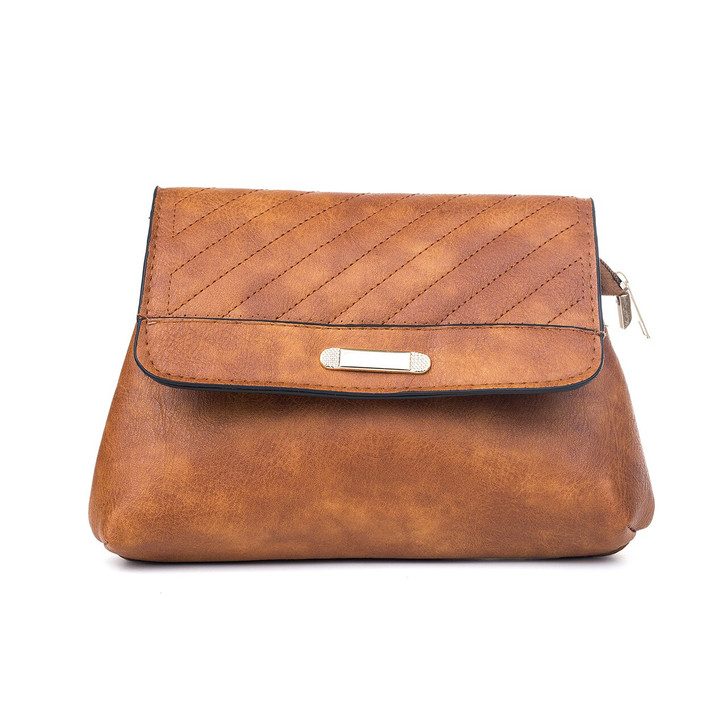 Caramel Every Day Bag With Or Without Strap