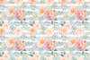 STRETCH FABRIC 2.1x1.5m Ava Floral - In Stock