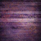 Violet Damask Wood