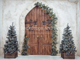 Yuletide Doors
