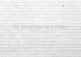 White Grunge Brick