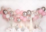 Pink and Silver Wonderland