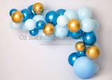 Blue Wonder Balloons