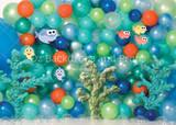 Baby Shark Balloon Wall