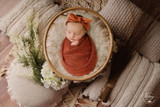"""Boho Pillow Nest"" A Darling Collection Digital Backdrop"