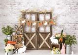 Easter Barn Doors