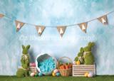 Easter Picnic Grass