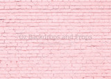 Pale Pink Brick