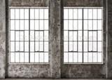 Warehouse Double Windows