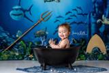 """""""Gatsby"""" Clawfoot Bath Tub - BLACK EDITION"""