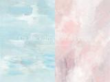 1.5x2.0m POP UP DROP Graceful Blue/Graceful Pink & Pastel Perfection/Creamy Golden Tones - In Stock
