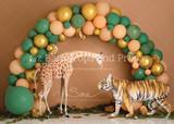 Safari Balloon Arch
