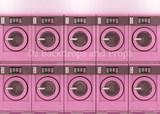 Laundromat Pink