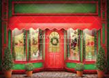 Magical Christmas Shop Green