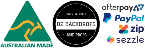 Oz Backdrops and Props