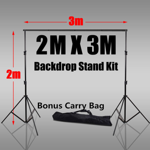 2x3m Backdrop Stand