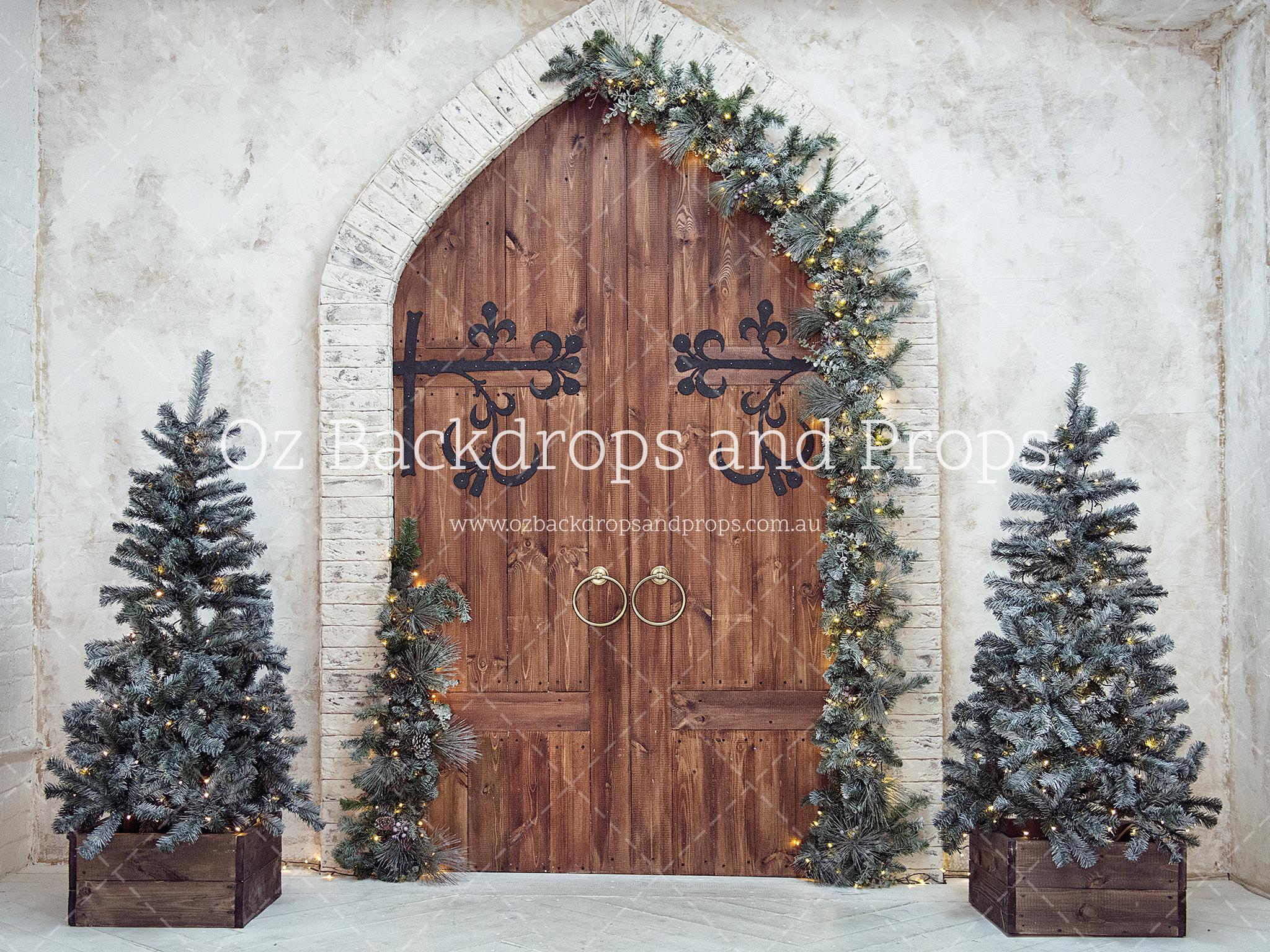 Yuletide Doors
