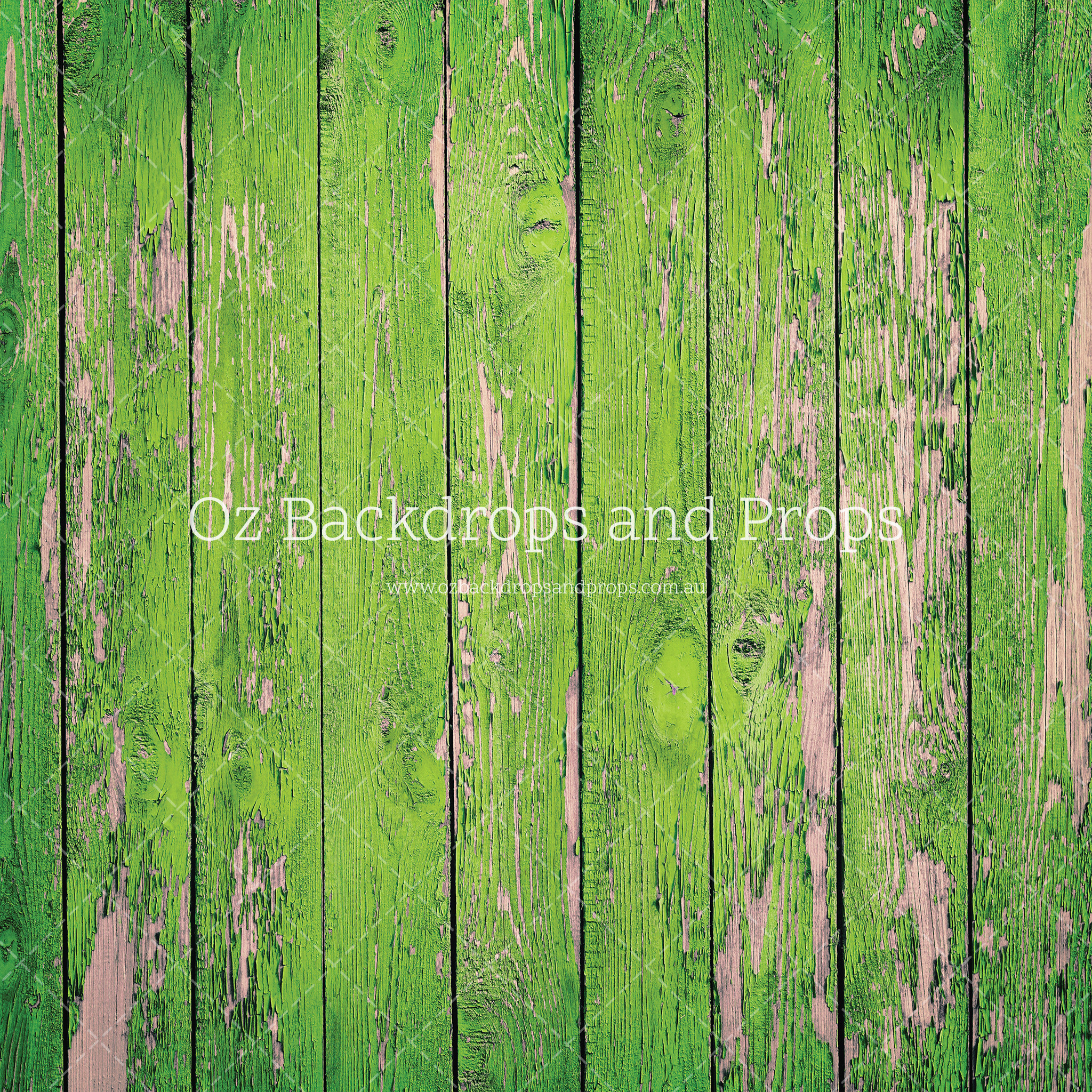 Bright Green Wood