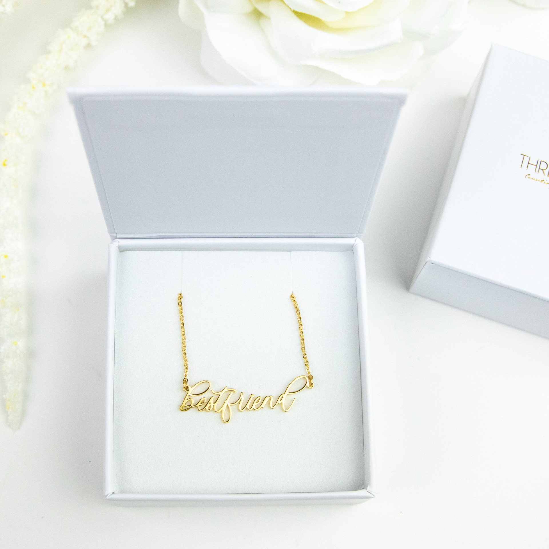 Bestfriend Necklace