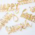 Brunch Party Acrylic Tags