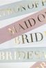 Boxed Bridal Sash - Bride