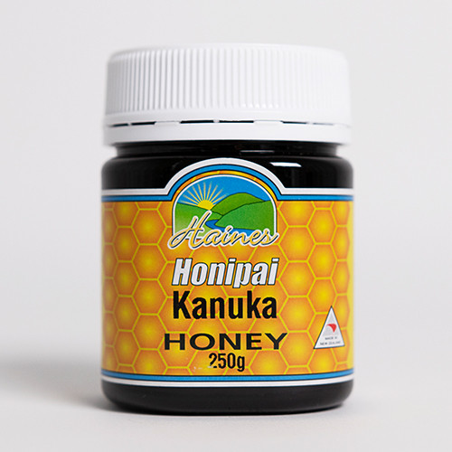 Honipai Kānuka Honey 250g