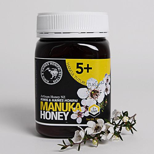 Mānuka Honey UMF 5+ 500g