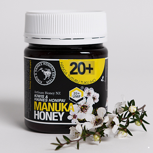 Mānuka Honey UMF 20+ 250g