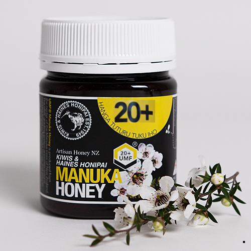Mānuka Honey UMF 20+ 250g
