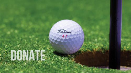 Golf Tournament Donation