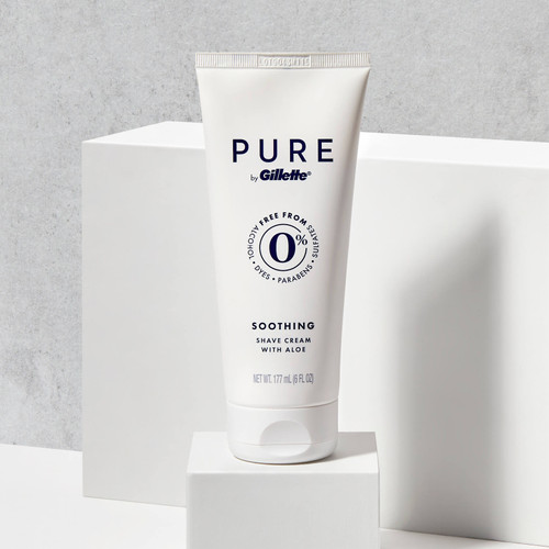 PURE Shaving Cream