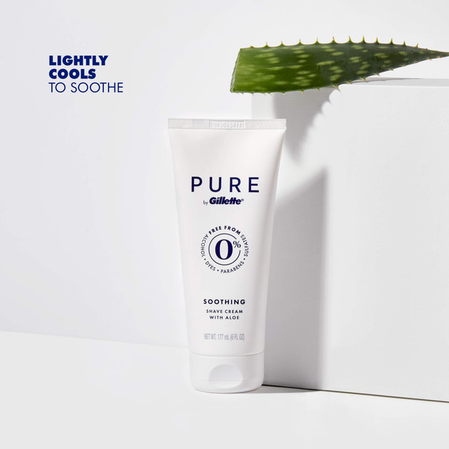 PURE Shaving Cream