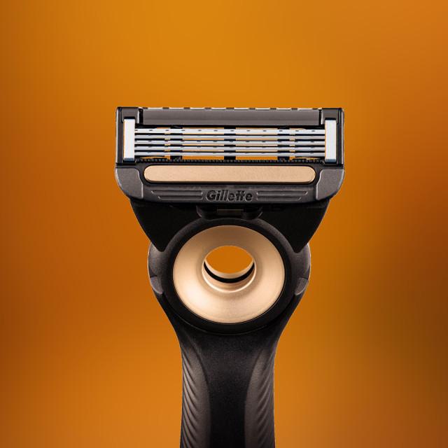 Heated Razor 4 Blade Refills