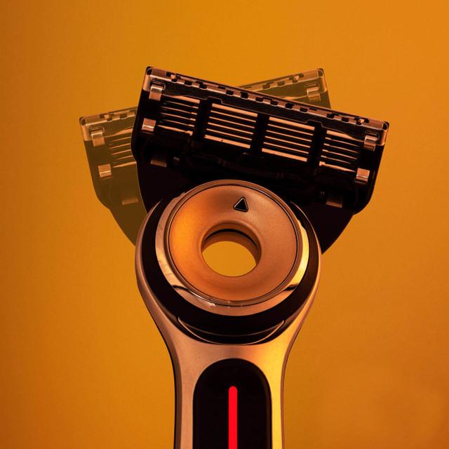 Heated Razor 8 Blade Refills