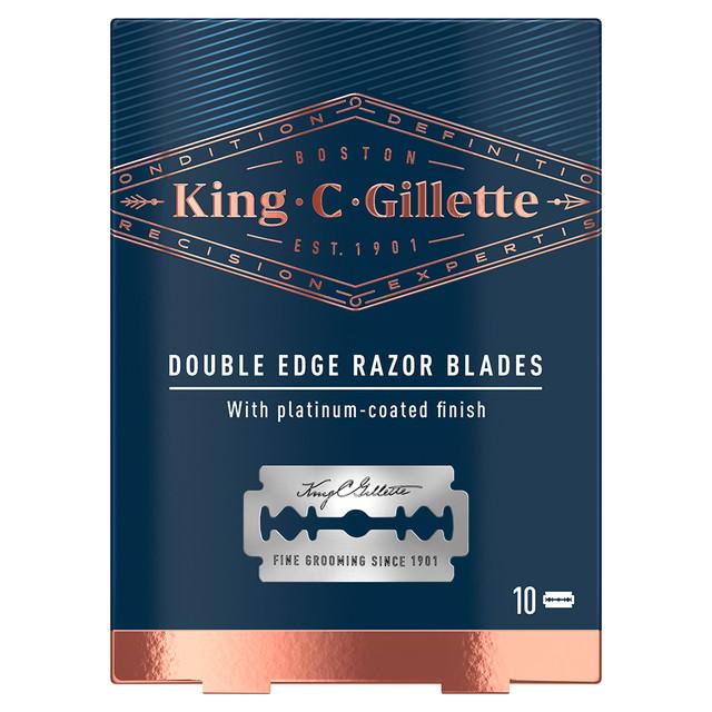 Double Edge Safety Razor Blades 10ct