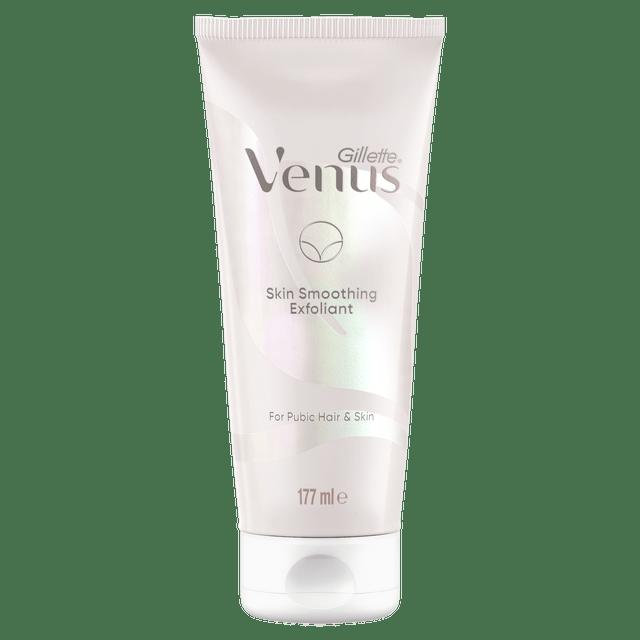 Venus Skin Smoothing Exfoliant for Pubic Hair & Skin 177mL