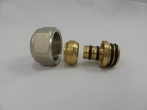 "1/2"" Connection for PAP x 3/4"" EC"
