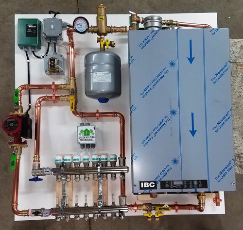 Custom Boiler Control Boards