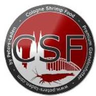 Cologne Shrimp Food (CSF)