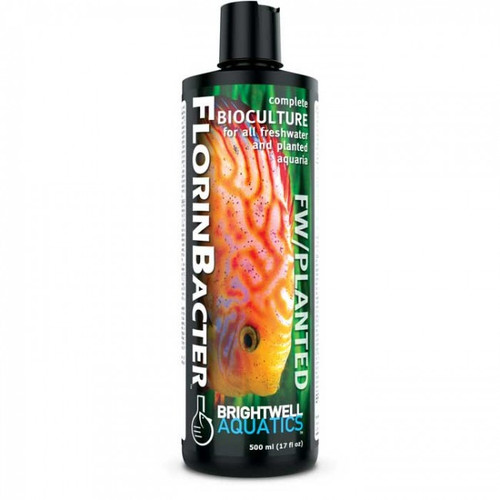 Brightwell Aquatics FlorinBacter - Complete Bioculture for all Freshwater and Planted Aquaria