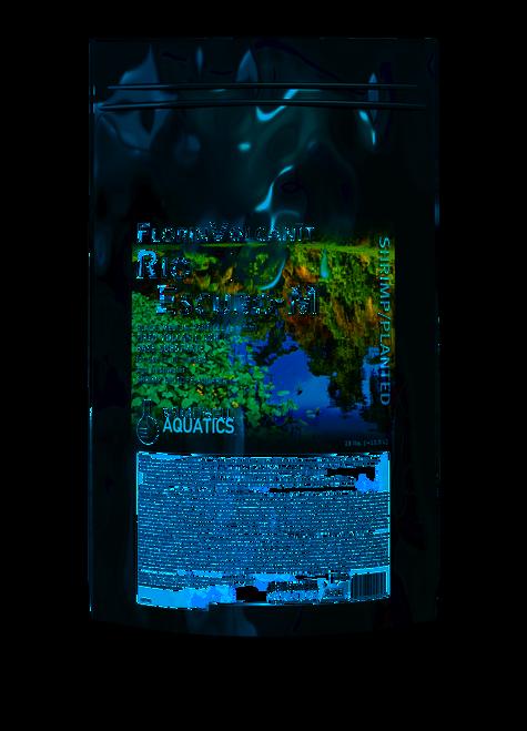 Brightwell Aquatics FlorinVolcanit Rio Escuro-M Black 5mm - Shrimp and Plant Substrate Aqua Soil