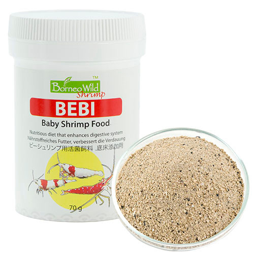 BorneoWild Bebi 70g