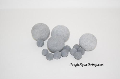 Tourmaline ceramic mineral balls - 10mm