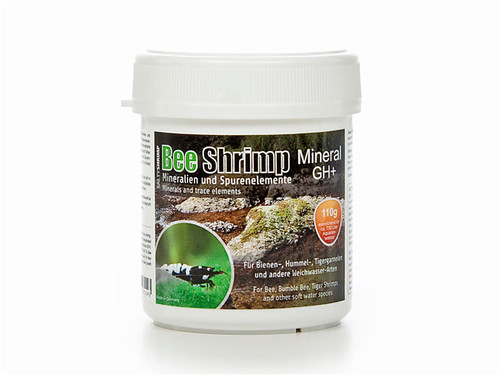 SaltyShrimp Bee Shrimp Mineral GH+ Minerals and Trace Elements