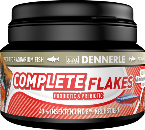 Dennerle Complete Gourmet Flakes 100ml