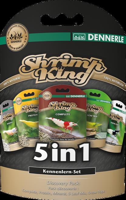 Dennerle Shrimp King - 5 in 1 30g